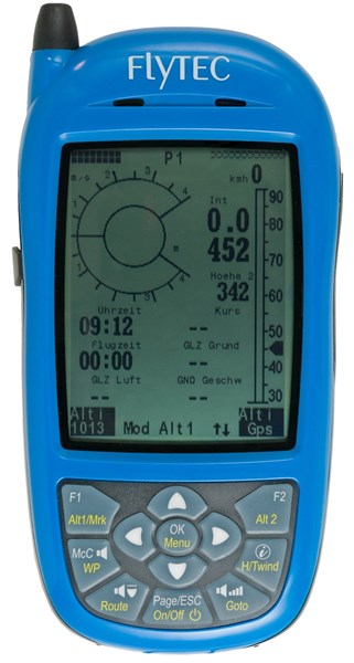 Picture of FLYTEC 6030 GPS