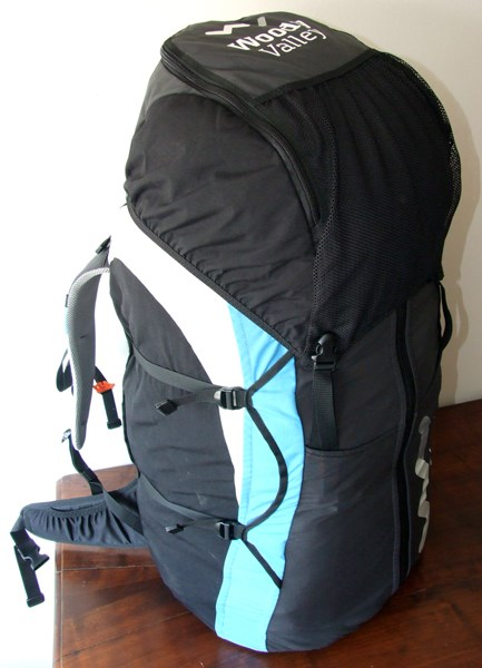 Photo de Deckeltasche zu Woody Valley Voyager